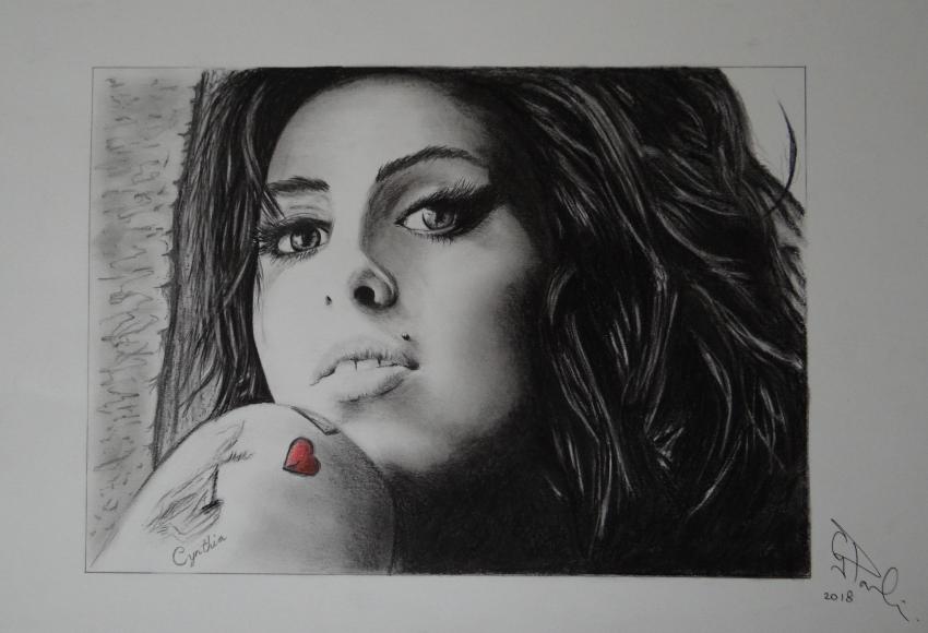 Amy Winehouse by GP1805